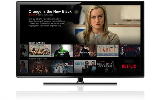 Netflix ist in Deutschland gestartet. (Bildrechte: Netflix)