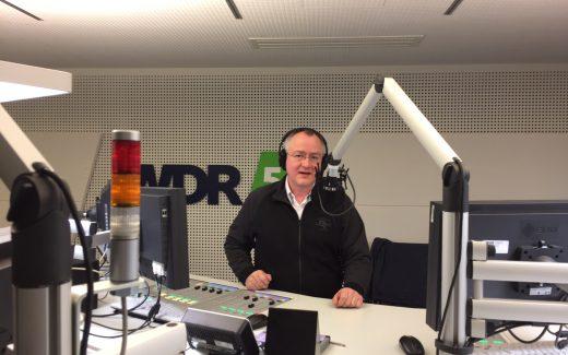Michael Stein arbeitet auch für den WDR Hörfunk. (Bildrechte: STEIN-ONLINE.DE/ Stein)