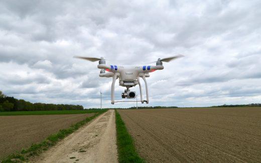 Drohnen oder Multikopter werden immer beliebter. (BIldrechte: STEIN-ONLINE.DE/ Stein)